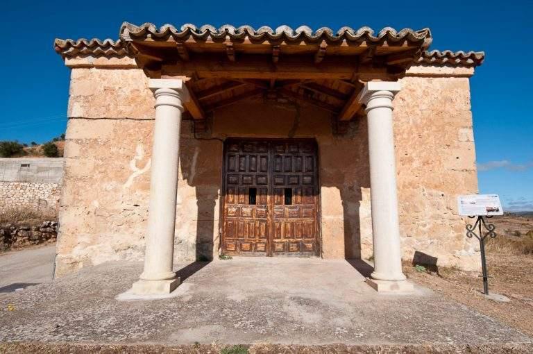 ermita de san roque trillo
