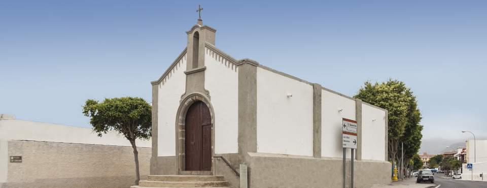 ermita de san sebastian buenavista del norte