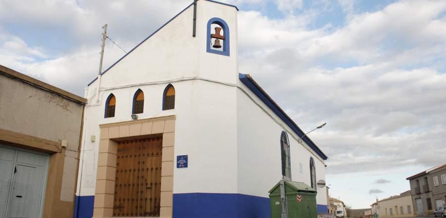 ermita de san sebastian campo de criptana