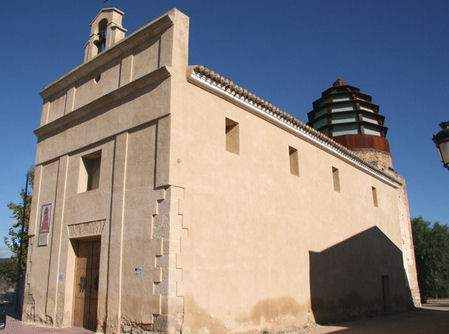 ermita de san sebastian la font de la figuera