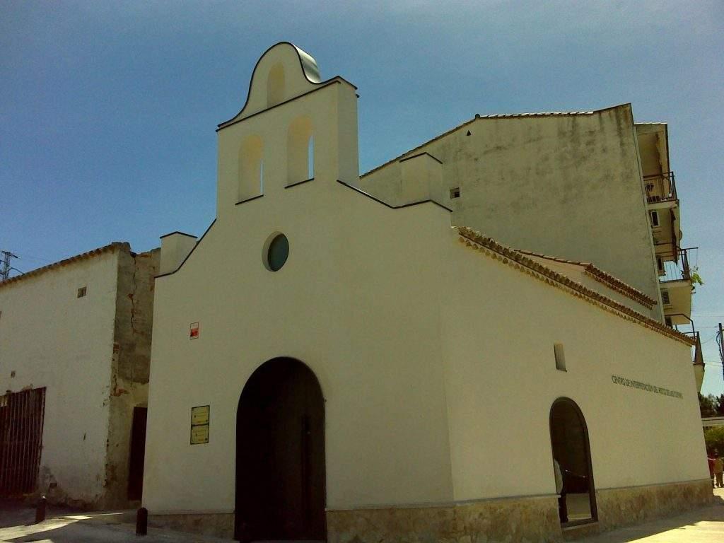 ermita de san sebastian perales de tajuna