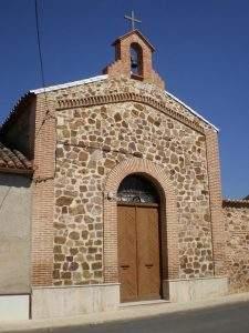 ermita de san sebastian santa cruz de mudela