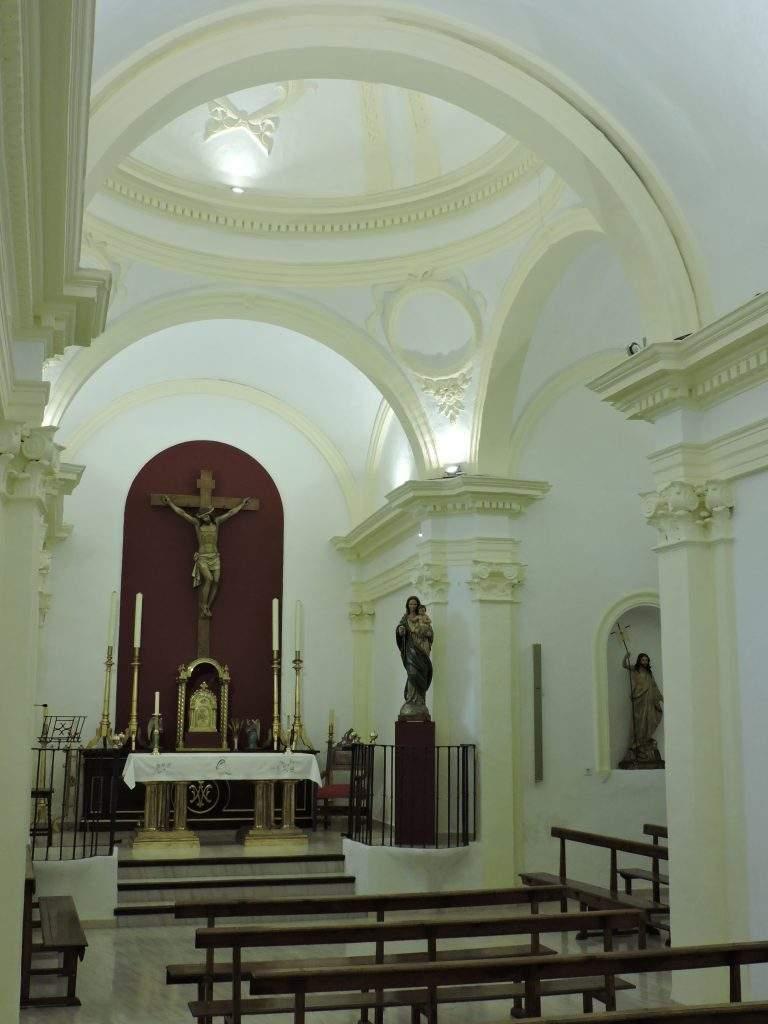 ermita de san sebastian valdepenas de jaen