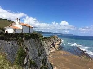 ermita de san telmo zumaia