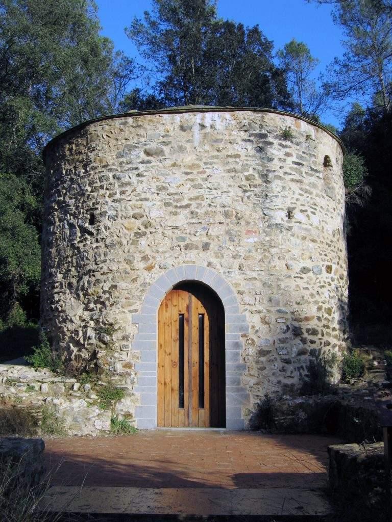 ermita de sant adjutori sant cugat del valles