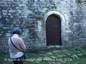 ermita de sant agusti de lloret salvatge amer