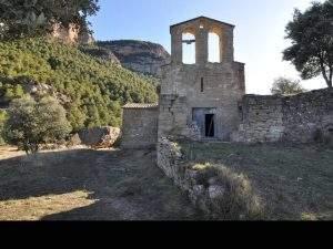 Ermita de Sant Andreu de la Móra (Navès)