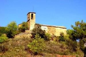 ermita de sant andreu el puig de rialb