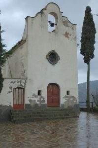 ermita de sant antoni porrera