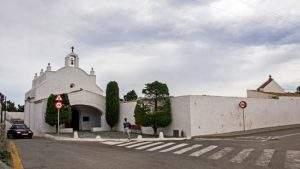ermita de sant baldiri cadaques