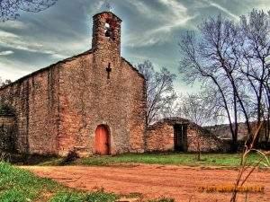 ermita de sant bartomeu dariet la vall dariet 1