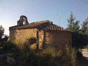 ermita de sant bartomeu de cabanyes orrius