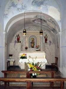 Ermita de Sant Bartomeu de Trullars (Vilanna)