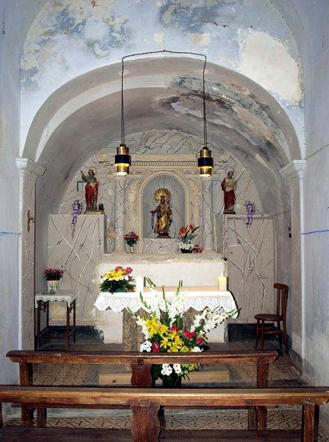 ermita de sant bartomeu de trullars vilanna