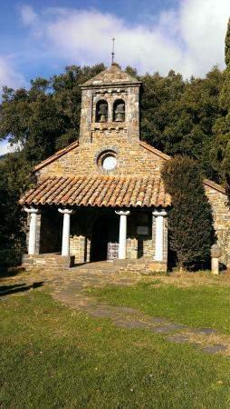 ermita de sant bernat montseny