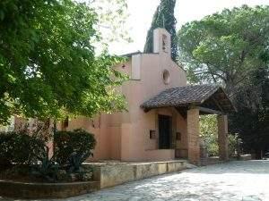 Ermita de Sant Crist de Llaceres (Sant Cugat del Vallès)