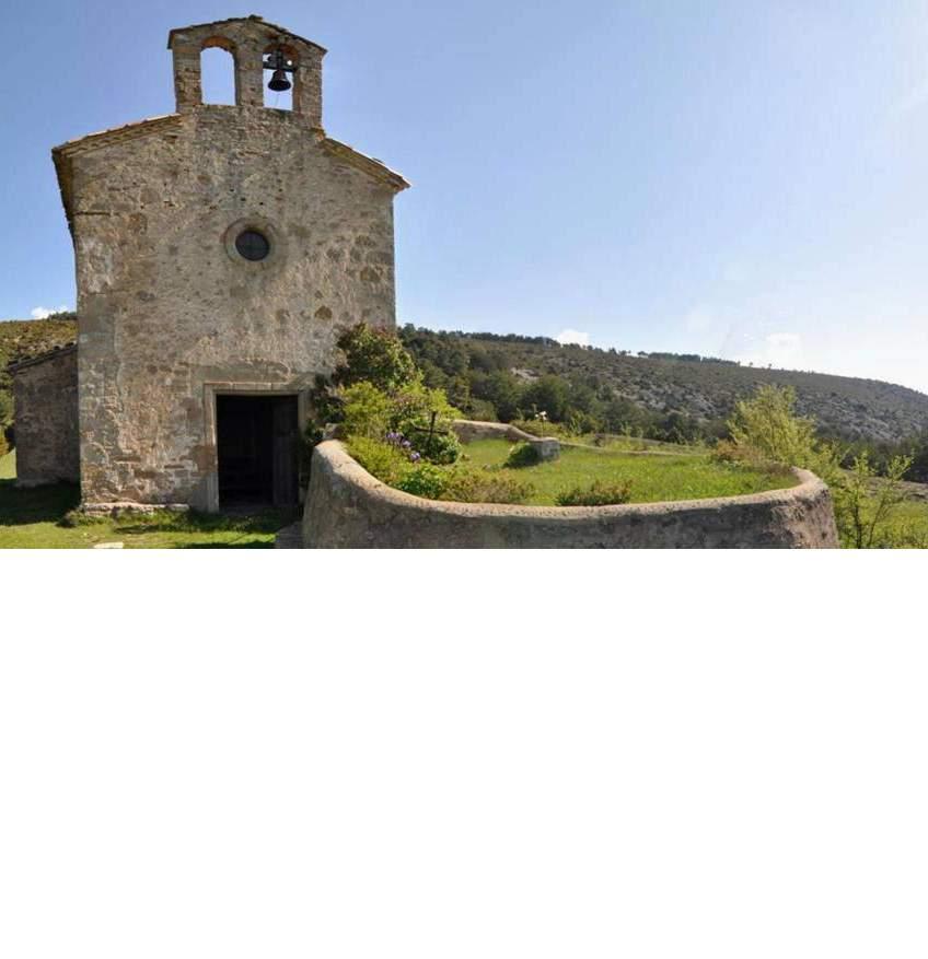 ermita de sant cristofol de busa naves