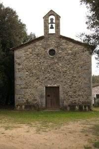 ermita de sant cristofol gualba