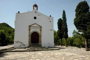ermita de sant domenec rasquera