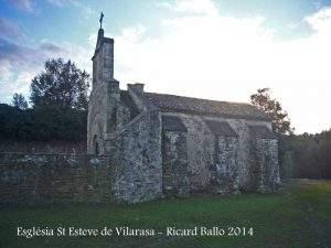 ermita de sant esteve de vila rasa talamanca