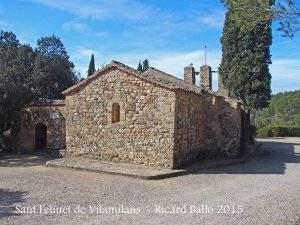 Ermita de Sant Feliuet de Vilamilans (Sant Quirze del Vallès)