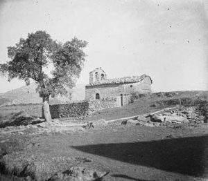 Ermita de Sant Iscle i Santa Victòria (Navès)