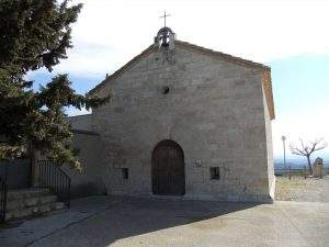 ermita de sant joan almatret