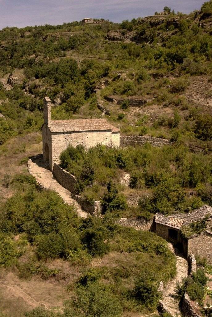 ermita de sant joan baptista malda