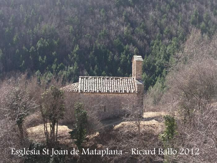 ermita de sant joan de mataplana gombren 1