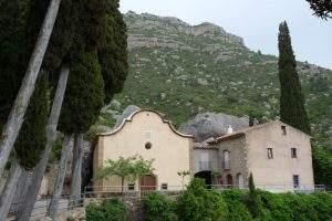 ermita de sant joan del codolar cornudella de montsant