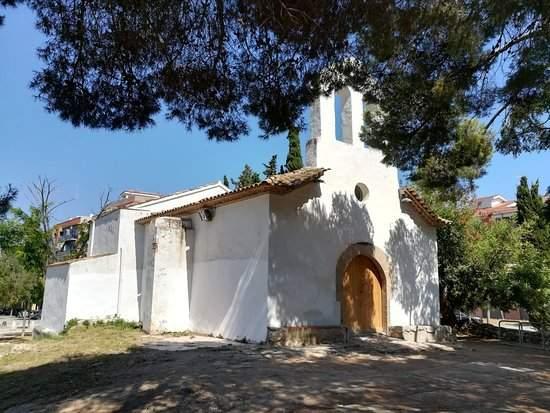 ermita de sant joan vilanova i la geltru