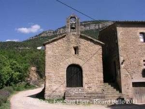 Ermita de Sant Lleïr (Navès)