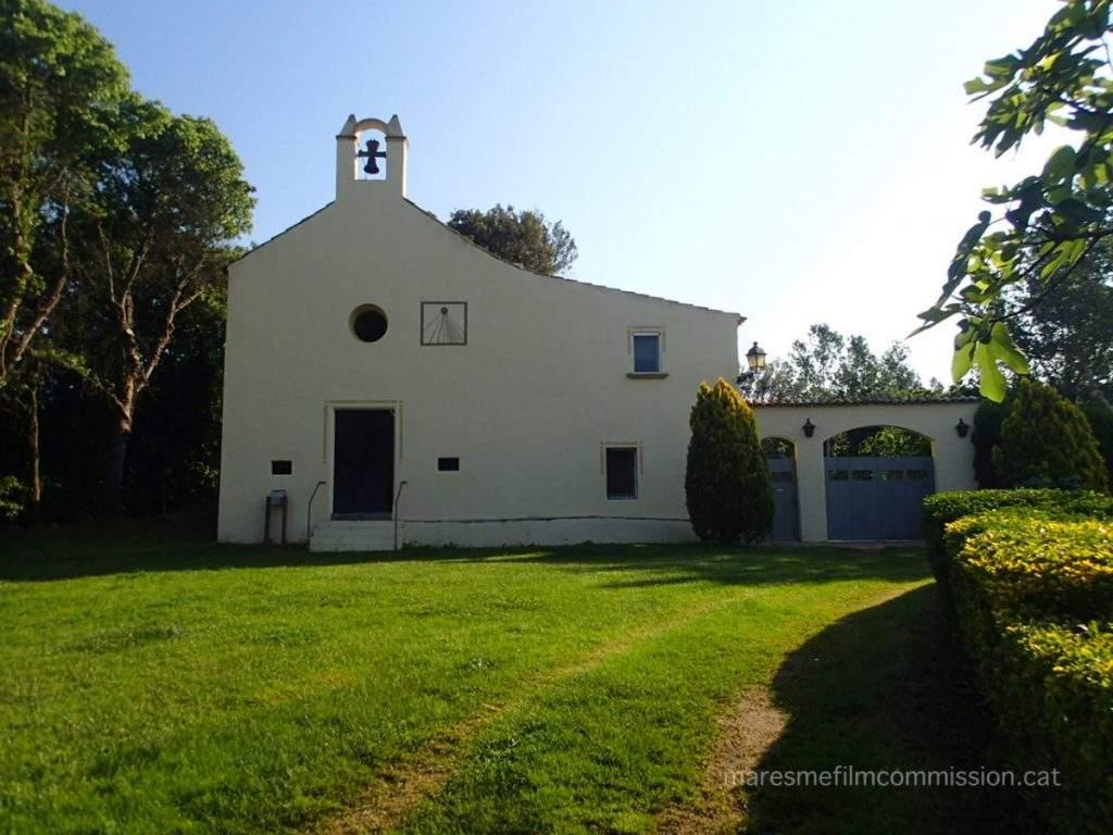 ermita de sant llop dosrius 1