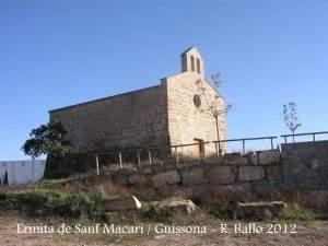 Ermita de Sant Macari (Guissona)