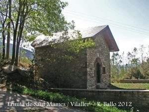 Ermita de Sant Mamés (Vilaller)