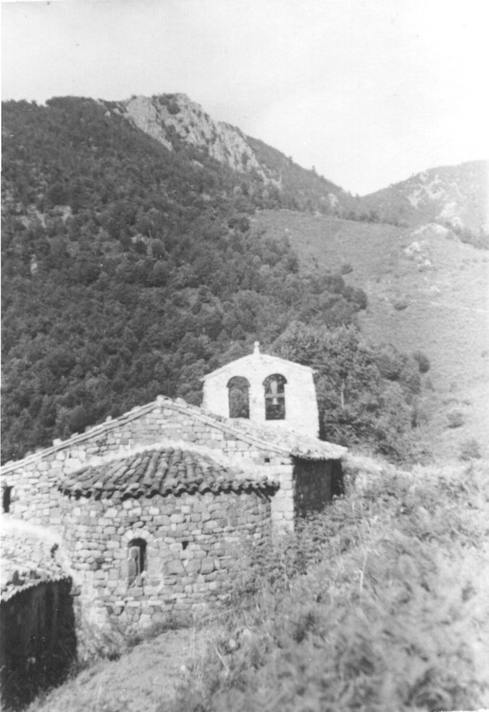 ermita de sant marcal montseny