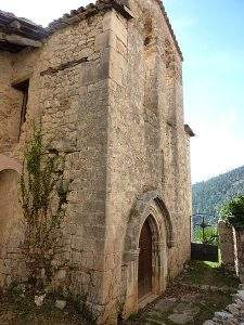 ermita de sant marti de la corriu guixers