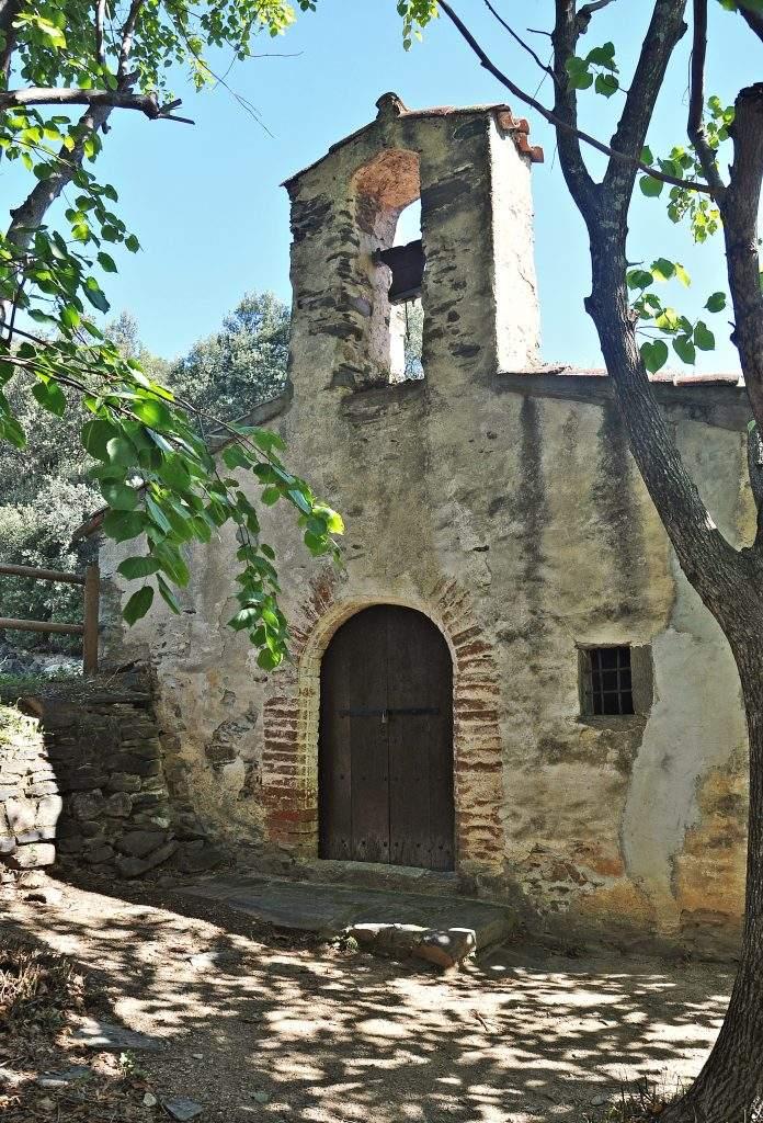 ermita de sant marti montseny