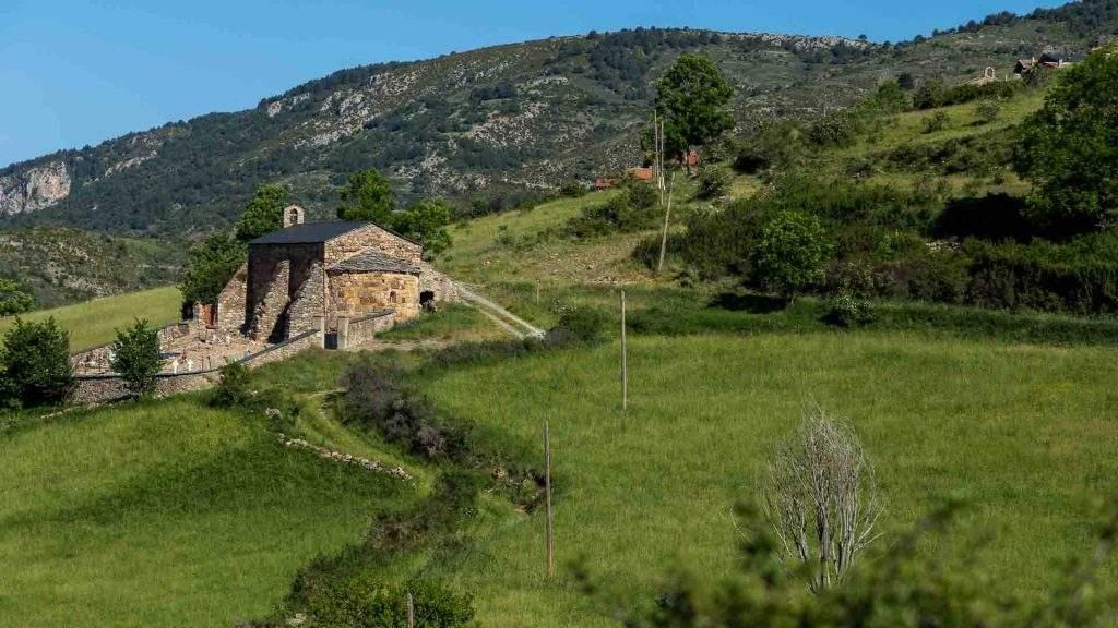 ermita de sant marti taus