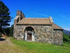 Ermita de Sant Miquel de Colera (Colera)