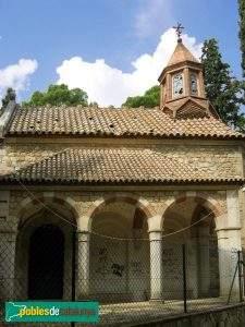 ermita de sant miquel del cros argentona 1