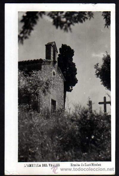 ermita de sant nicolau lametlla del valles