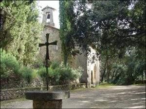 ermita de sant pere de clara orrius