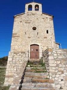 ermita de sant pere de montcalb guixers 1