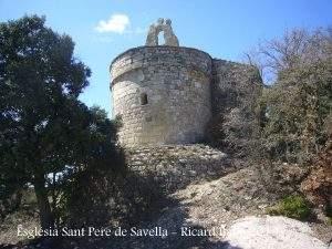 ermita de sant pere de savella conesa