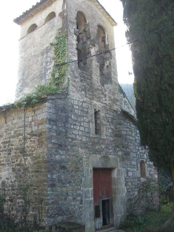 ermita de sant pere de vallcarquera el figaro