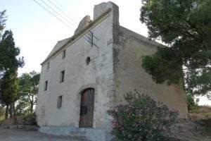 Ermita de Sant Pere del Puig (La Selva del Camp)
