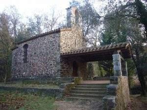 Ermita de Sant Pere Sestronques (Anglès)