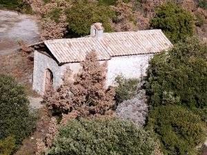 ermita de sant ponc alinya