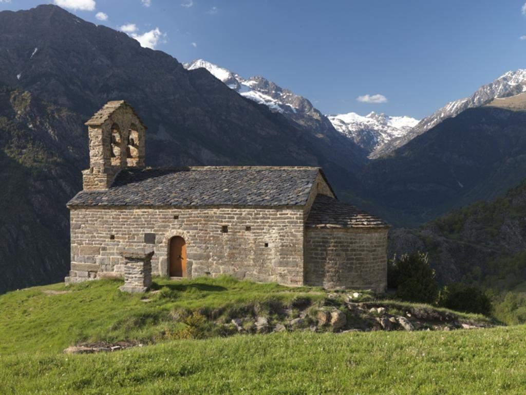 ermita de sant quirc i santa julita taull